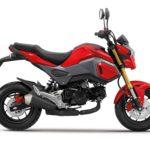 Honda MSX125, Modelljahr 2016: Attraktiver im neuen Mini Streetfighter-Look